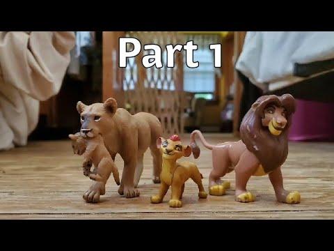 The lion king stop motion part 1 mp3 yukle - mp3.DINAMIK.az