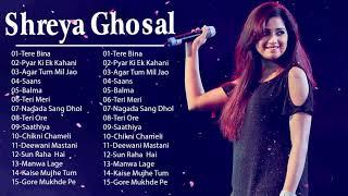 Best 15 Songs Shreya Ghoshal Hindi Hits Collection 2021