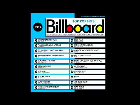 Billboard Top Pop Hits - 1983 Mp3