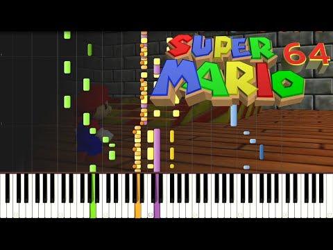 Super Mario 64 - Miscellaneous Sounds - Perfect MIDI