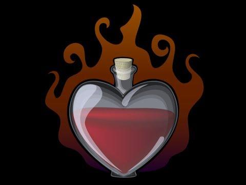 Love potions and aphrodisiacs!