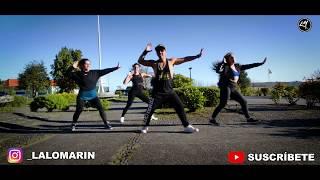 LA DIABLA  Alex Sensation, Nicky Jam (Coreografía ZUMBA)  LALO MARIN