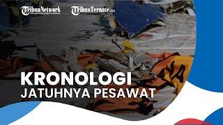 POPULER KNKT Ungkap Kronologi Jatuhnya Sriwijaya Air SJ-182 Sebelum Jatuh di Kepulauan Seribu
