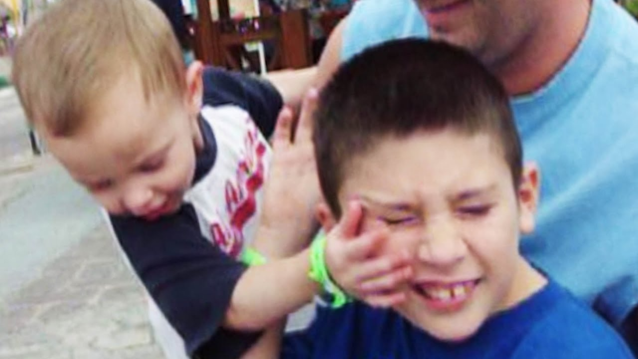 16 Babies Slapping People In The Face thumbnail