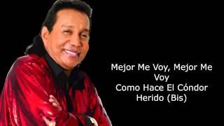 El Condor Herido  Diomedes Diaz(Letra)