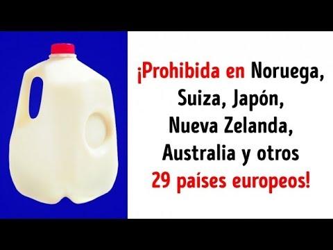 9 Alimentos Prohibidos Debido a Sus Ingredientes