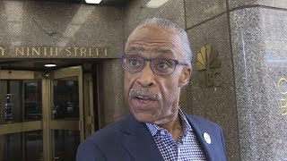 Al Sharpton Says Listen to Kanye West's Music, But 'Delete His Message'