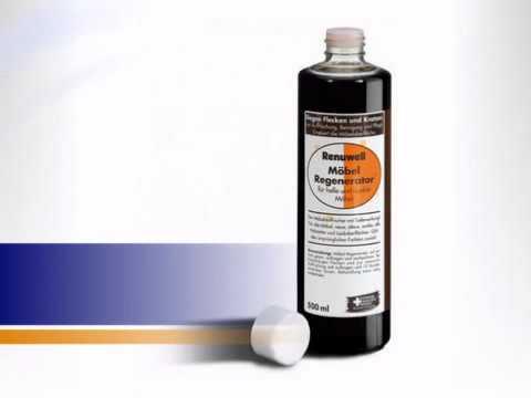 Renuwell Möbel Regenerator - Für alle hellen und dunklen Holzarten und Lackoberflächen 500 ml - p