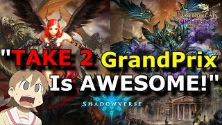 [Shadowverse] Take Two Grand Prix is Awesome!!!