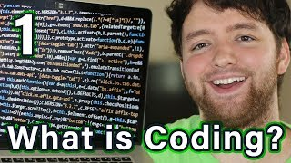 What Is Coding? 💻