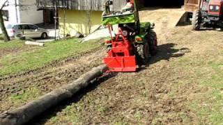 Tomo Vinković traktor vitla+rampar