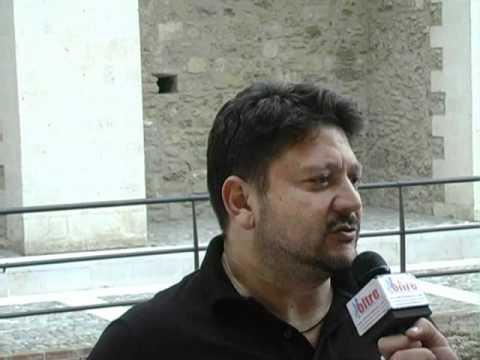 Intervista a Francesco Triunfo - Angelo Buono  - Gianni Antoccia 1/3