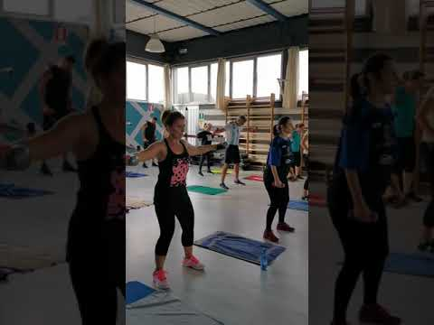 Preview video TOTAL BODY LUNEDì 11 NOVEMBRE