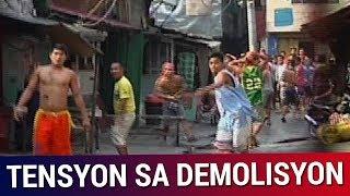 Paggiba ng mga bahay sa Caloocan, nauwi sa pamamaril | 24 Oras
