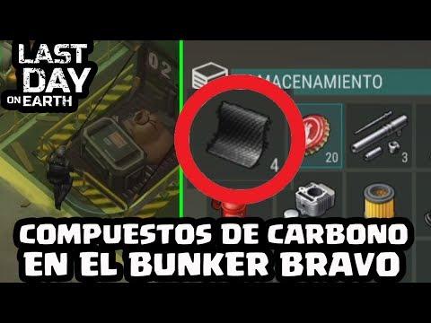 COMPUESTOS DE CARBONO EN EL BUNKER BRAVO | LAST DAY ON EARTH: SURVIVAL | [El Chicha]