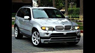 BMW X5 E53 ПРОБЛЕМЫ С КУЗОВОМ Ч1