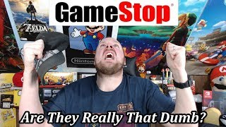 Another Horrible Experience At GameStop!