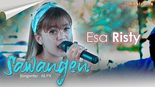 Lirik Lagu Sawangen - Esa Risti, Chord Kunci Gitar Dasar Mudah Dimainkan