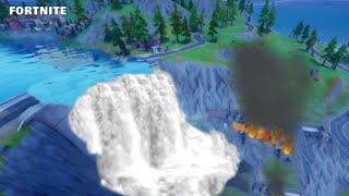 UPDATE 12.50.2! THE MAP IS FILLING WITH WATER! (FORTNITE BATTLE ROYALE)