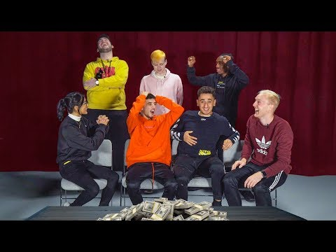 7 YOUTUBERS DECIDE WHO WINS $10,000