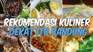 Rekomendasi Kuliner Enak dan Murah di Sekitar Kampus ITB Bandung