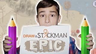 КОНЧИТА СПЕШИТ НА ПОМОЩЬ | Draw a Stickman Epic