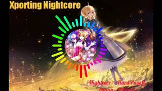 [Nightcore)   Tritonal   Hard Pass Ft. Ryann