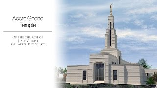 preview picture of video 'Accra Ghana Temple'