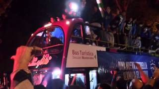 preview picture of video 'Recibimiento del Campeón'