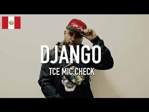 Django - A Sola Barra ( Prod. By Rasjo Beats ) [ TCE Mic Check ]