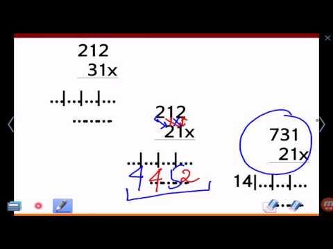Video Cara Menghitung Cepat Perkalian Bintangmatika Q3 3