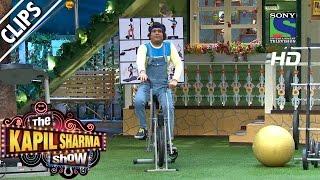 Chappu Ka Naya Gym The Kapil Sharma ShowEpisode 37 27th August 2016
