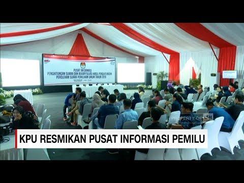 KPU Resmikan Pusat Informasi Pemilu