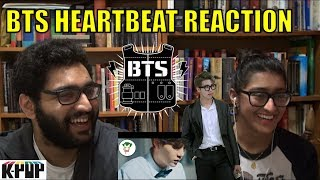 BTS (방탄소년단) HEARTBEAT (BTS WORLD OST)' MV REACTION
