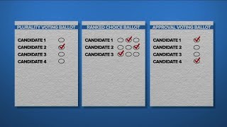 Colorado and the city of Denver take a closer look at approval voting for the future of elections