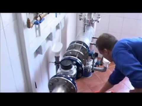 WP-Dynamic Turbine Water Meter (NMI Pattern Approved) - Bermad