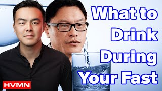 Reduce Hunger Pains During Intermittent Fasting! [WHAT TO DRINK] · Dr. Jason Fung Clip
