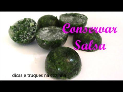Conservar Salsa/C.Verde