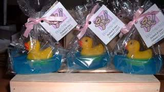 Creative Rubber Ducky Themed Baby Shower Ideas