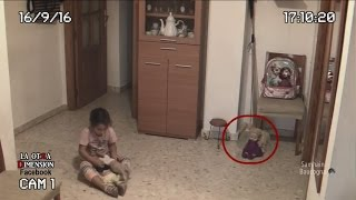 Haunting Video from Mexico! Doll Comes to Life?