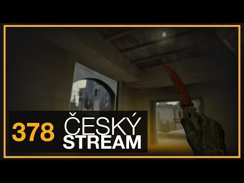KONEČNĚ STÍHÁM JEDEN STREAM! - Český Stream #378 /CS:GO