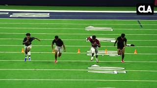 The Opening Finals 2018: Fastest Man Competition // @SportsRecruits Official Highlights