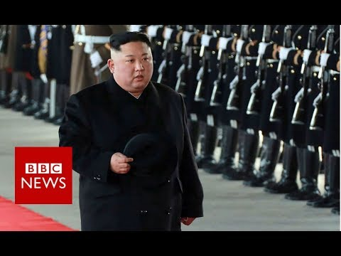Download North Korea's Kim Jong-un takes train to China - BBC News HD Mp4 3GP Video and MP3