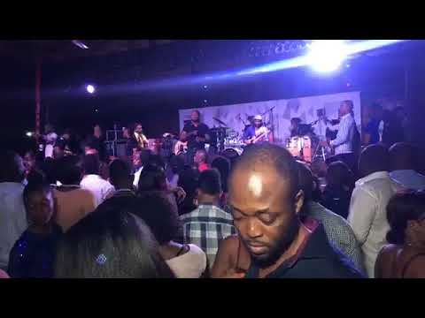 Klass Full Live @ Iguana Cafe in Haiti  Jan 2nd 2019