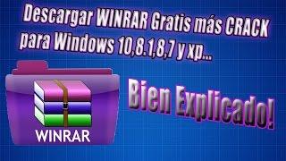 Como Descargar Winrar Para Windows 10, 8,8.1, 7 Y XP...