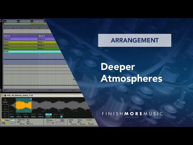 Ableton Riser Tutorial - Deeper Atmospheres