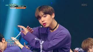 뮤직뱅크 Music Bank - 켜줘(Light) - Wanna One(워너원) .20180615