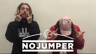 No Jumper - The Suicide Boys Interview