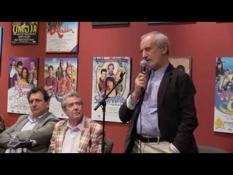 Театр Вахтангова в Торонто со спектаклем «Улыбнись нам, Господи!»