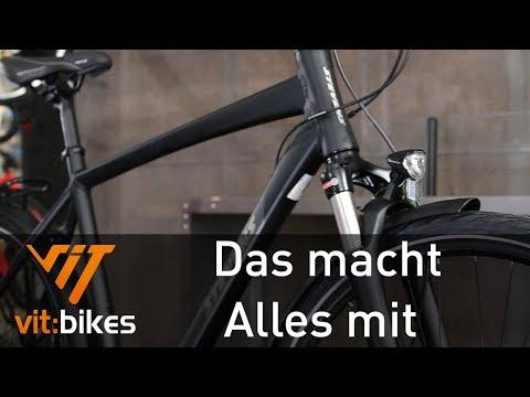 Ein Rad für alle Fälle - Stevens Courier - vit:bikesTV